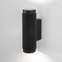 Spike GU10 SW чёрный Настенный светильник MRL 1014