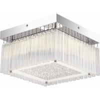 Потолочный светодиодный светильник Globo Heidir 49348