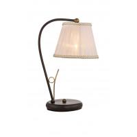 Настольная лампа Globo 69014T, коричневый с золотом, E27, 1x60W