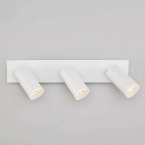 Настенный светодиодный светильник с поворотными плафона..
