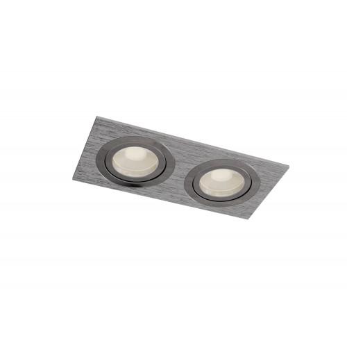 Встраиваемый светильник Maytoni DL024-2-02S