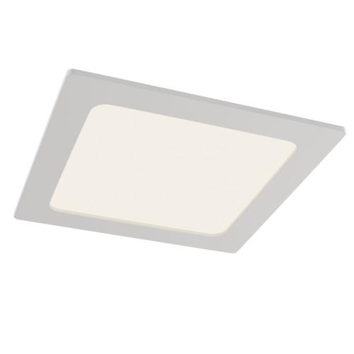 Встраиваемый светильник Maytoni DL021-6-L18W