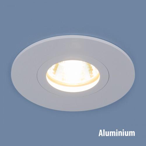 Алюминиевый точечный светильник 2100 MR16 WH белый