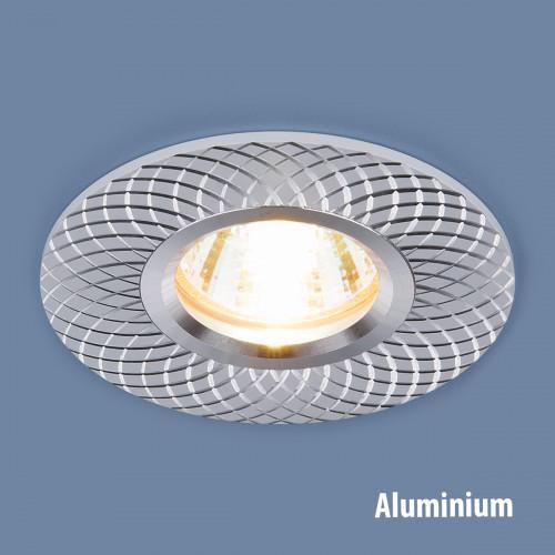 Алюминиевый точечный светильник 2006 MR16 WH белый