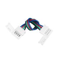 Аксессуары для светодиодной ленты Коннектор 10cm для RGB светодиодной ленты (10 pkt)