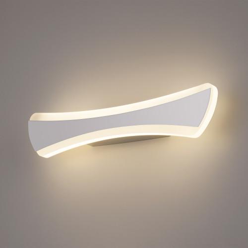 Wave LED хром Светильник настенный светодиодный MRL LED 1090