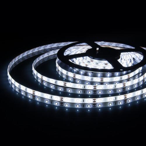 Светодиодная лента 2835/60 LED 4.8W IP65 белый свет 6500К