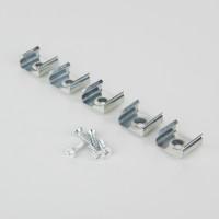 Клипса монтажная для профиля для светодиодной ленты Clip LL-2-ALP006