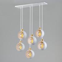 Подвесной  светильник с металлическими плафонами 2746 Cyklop