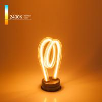 Светодиодная лампа Art filament 4W 2400K E27 Spiral BL152