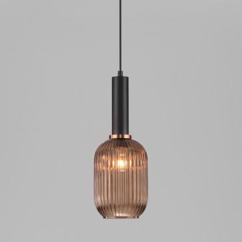 Подвесной светильник 50181/1 янтарь