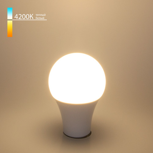 Светодиодная лампа A65 17W 4200K E27 BLE2728