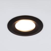 Встраиваемый точечный светильник 110 MR16 черный