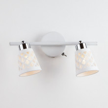 На две лампы